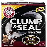 Arm & Hammer Clump & Seal Litter, Mulit-Cat, 19 Lbs