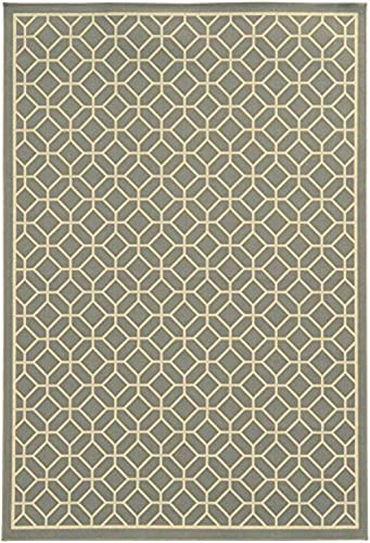 Oriental Weavers 4771M Riviera Collection Area Rug, 8 6 x 13