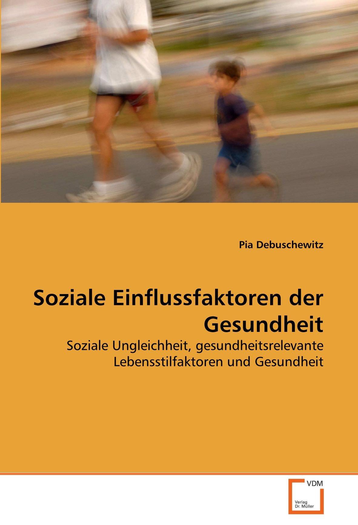 Soziales Kapital, soziale Ungleichheit und Gesundheit