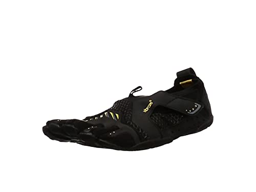 b33ed5f6339 Vibram Fivefingers Signa, Women's Water Shoes, Multicolored (Black/Yellow),  36