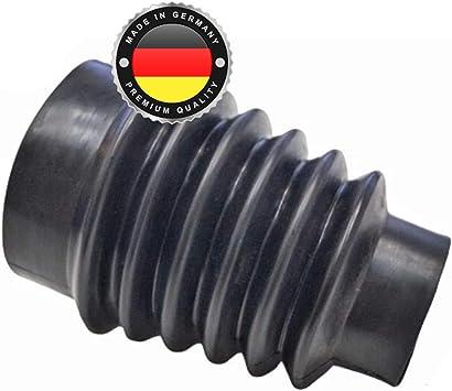 Ws System 2x Universal Faltenbalg Aus Gummi 2 Stk Flexible Dehnbare Achsmanschette Made In Germany Aus Hochwertigem Pvc Schelle In Größe L 56mm 79mm Ø 13 52mm Auto