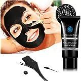 Black Mask Purifying Peel Off Mask,Blackhead Remover Charcoal Peel Off Mask