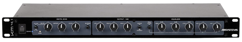 JB Systems KM4.1 Mixeur Karaoké Noir