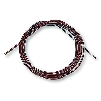 Drahtseele rot für Drahtdurchmesser Ø 1,0 - 1,2 mm, Ideal für ...