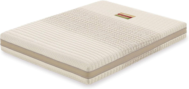 Dorwin 2454140031 - colchón de Latex enfundado talalay Art 150x190 cm