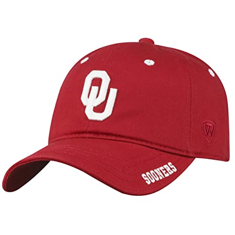 promo code c4368 21df6 ... netherlands top of the world oklahoma sooners adult ncaa campus classic  relaxed fit adjustable hat team