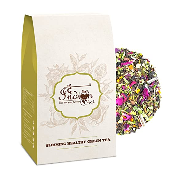 0a67712925770 The Indian Chai - Slimming Healthy Green Tea 100g  Amazon.in ...