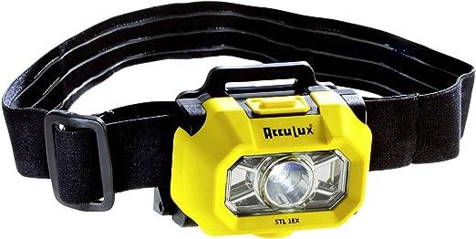 mit EX-Schutz wasserdicht Parat 6.911.254.158 6911254158 Sicherheits-Kopflampe HL-P1 LED gelb