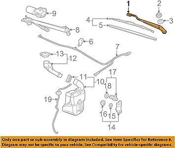 General Motors 10364940 Windshield Wiper Arm