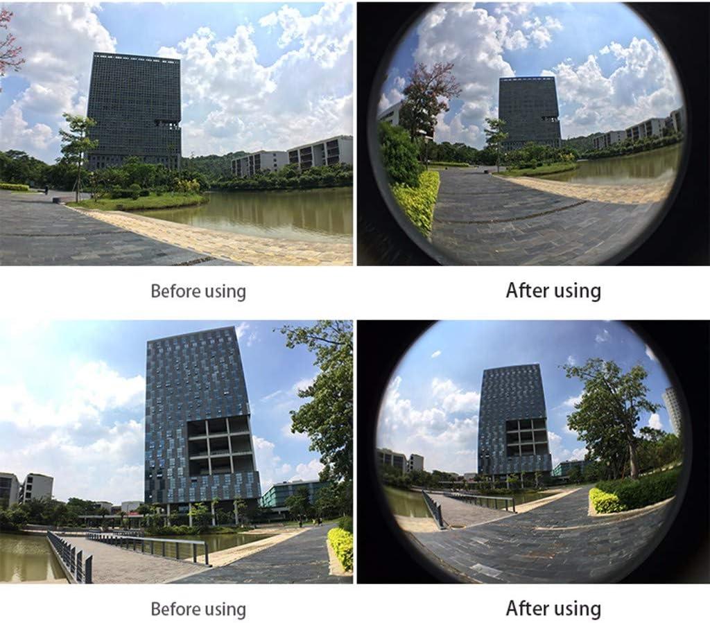 Ateboo Macro Lens/&Fisheye Lens Macro HD Anti-Shake Portable for DJI OSMO Action