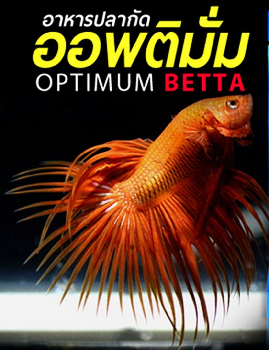 Optimum Betta alimento peces acuario alta nutritivos Color crecimiento Micro Pellet 20g
