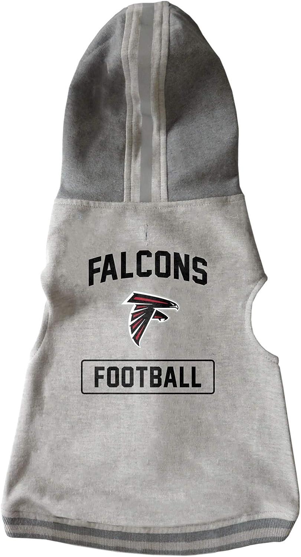 Tea Cup Littlearth NFL Atlanta Falcons Pet Hooded Crewneck