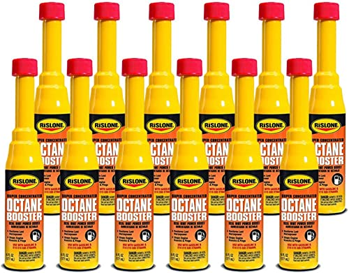 Rislone 4747-12PK Super Concentrated Octane Booster