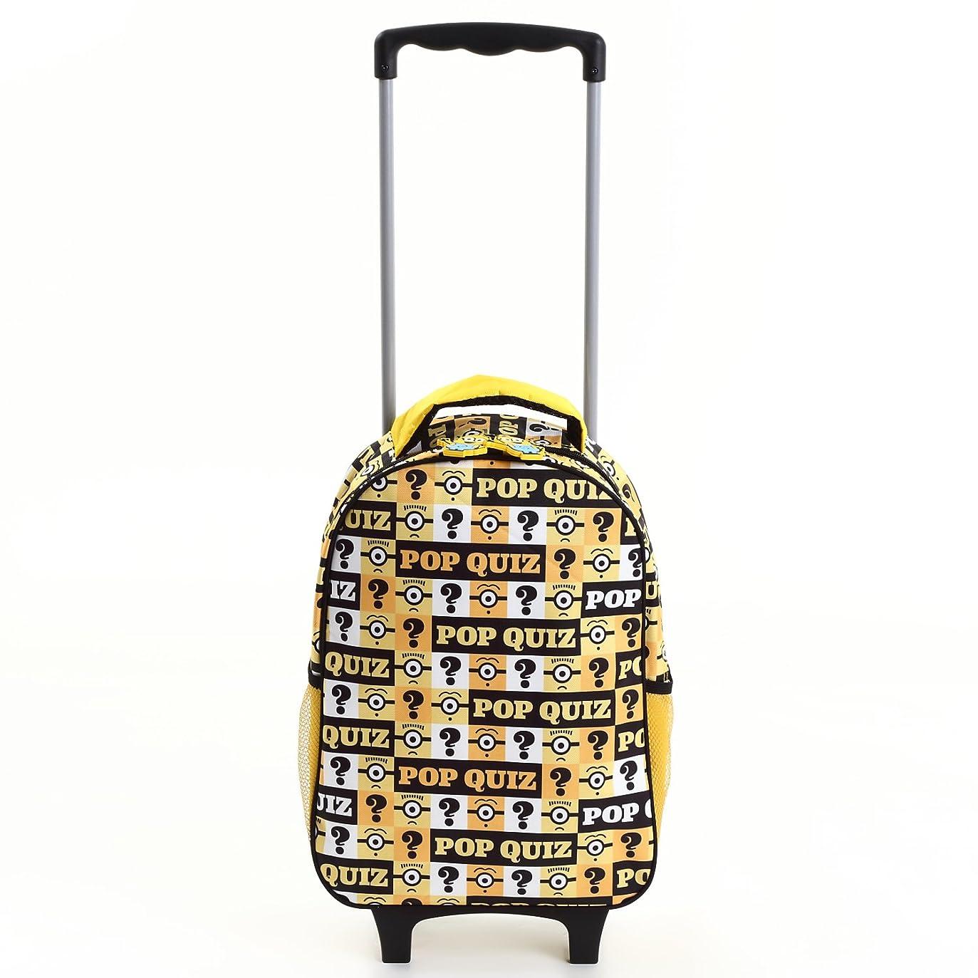 アルカトラズ島独立した知覚できるRiZKiZ キッズ キャリーケース & リュックサック セット 【ペンギン】 1泊2日用 スーツケース 子供用 ハンドル2段階調整 キャスター付 取っ手付