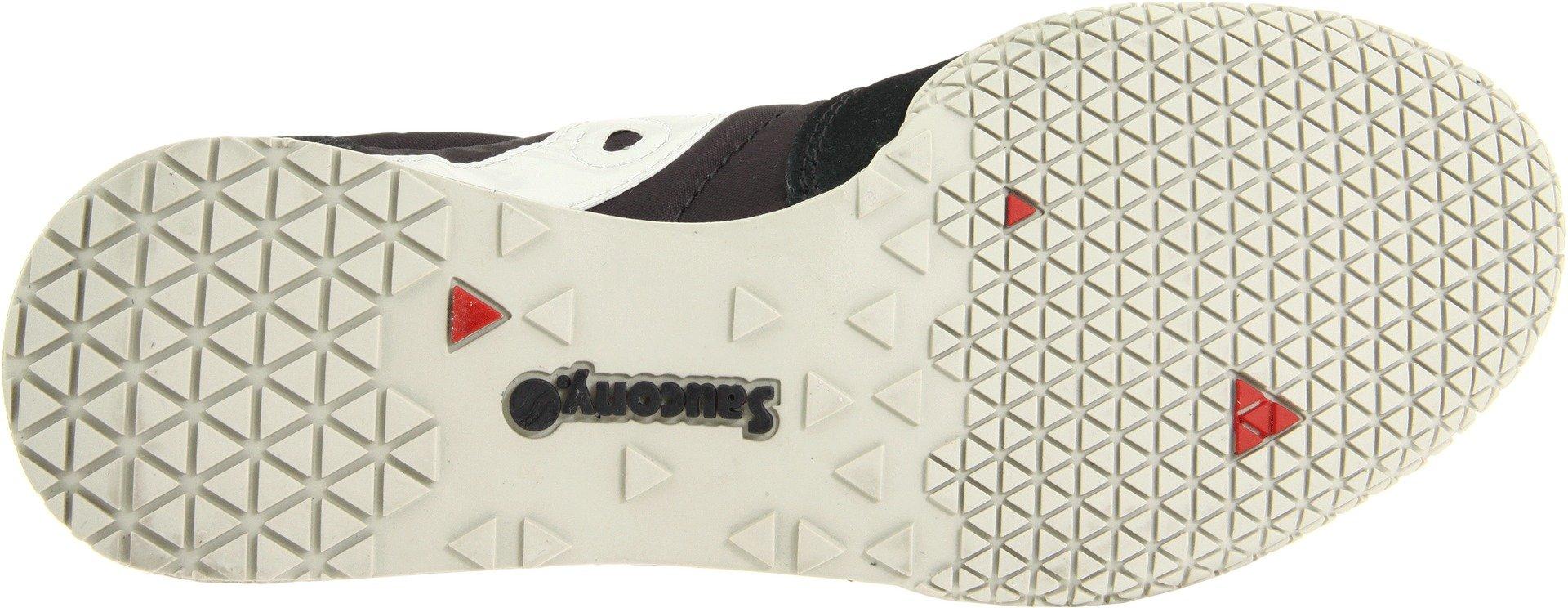 Saucony Originals Men's Bullet Classic Sneaker,Navy/Gray,11 M US by Saucony (Image #3)