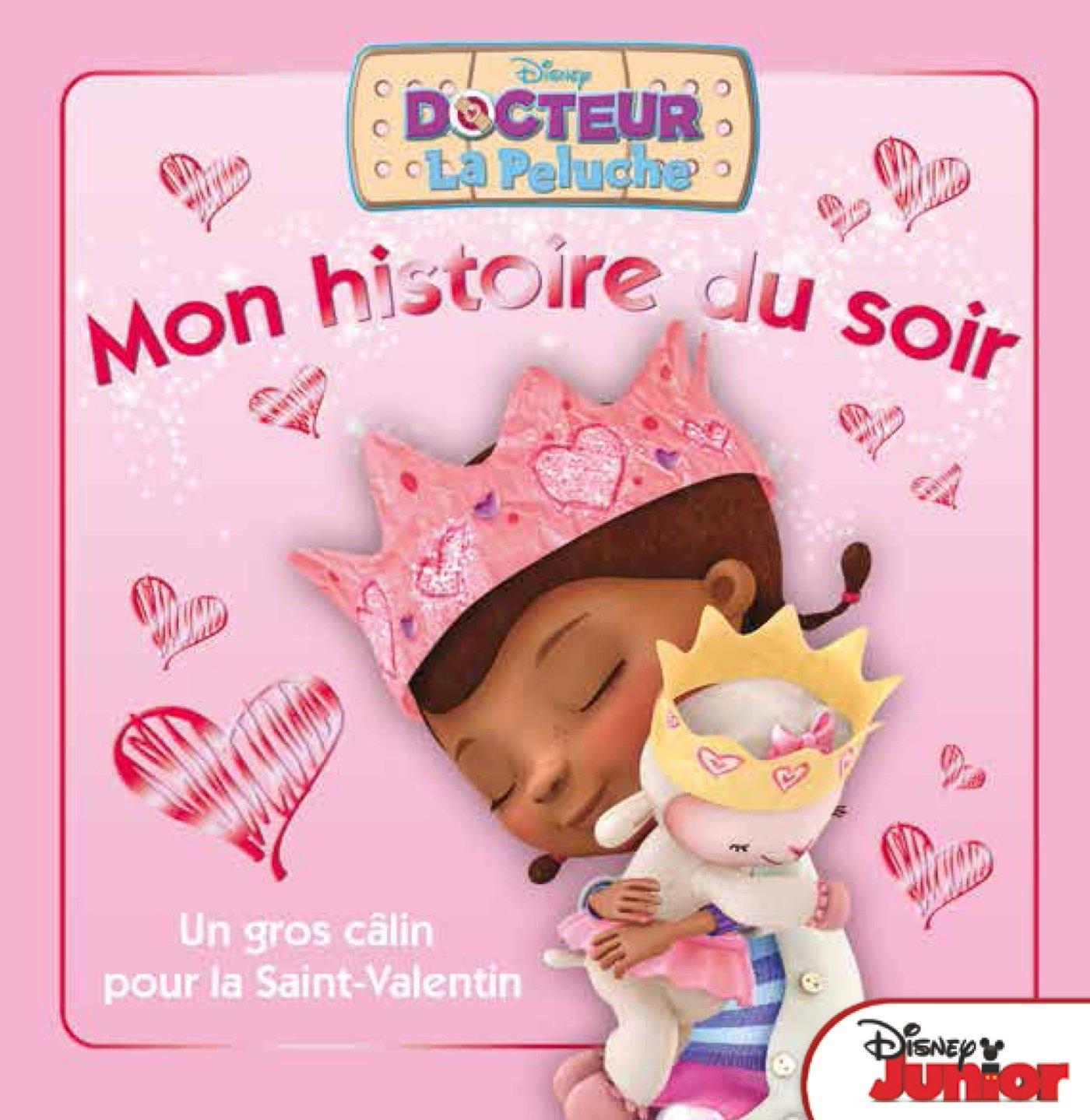 Docteur La Peluche / un gros câlin pour la Saint-Valentin: 9782014009101: Amazon.com: Books