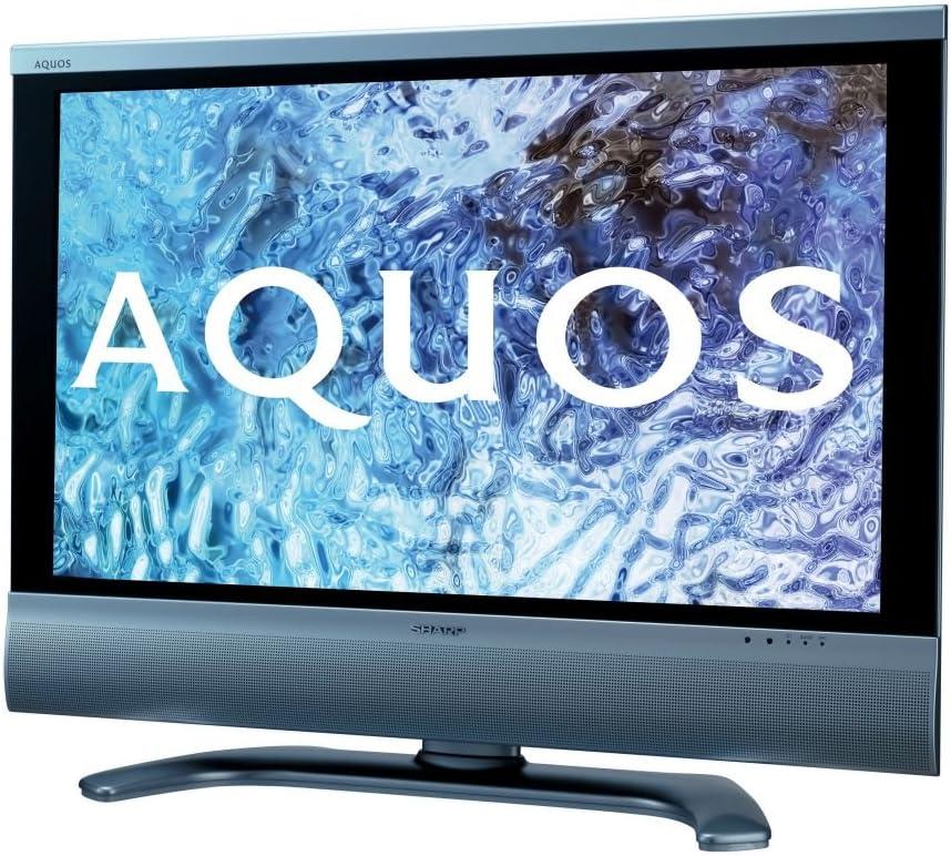 Sharp LC 32 P 50 E - Televisión, Pantalla LCD 32 pulgadas- Plata: Amazon.es: Electrónica