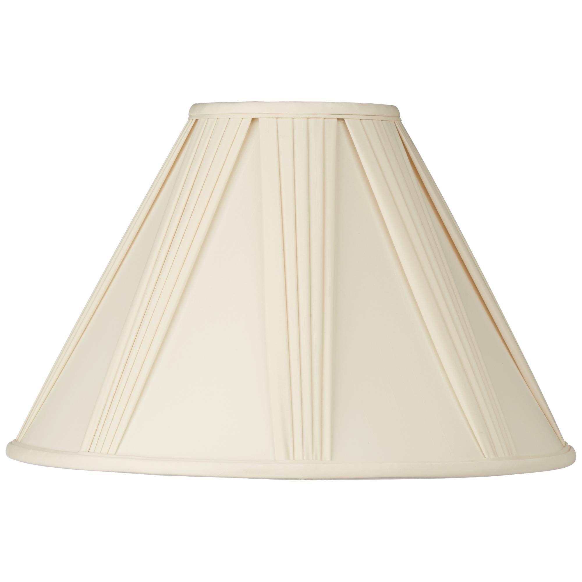 Springcrest Ivory Lamp Shade 6x17x12 (Spider) - Springcrest