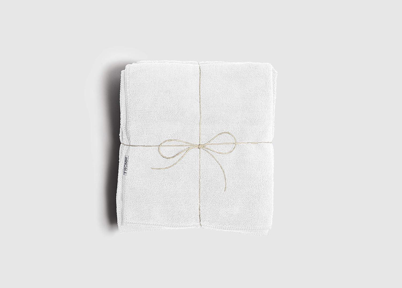 6 Pack Fromm Softees Air Long-Lasting Microfiber Towels