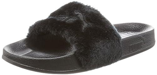 Puma - Rihanna x Puma Leadcat Fenty Black - 37: Amazon.es: Zapatos y complementos