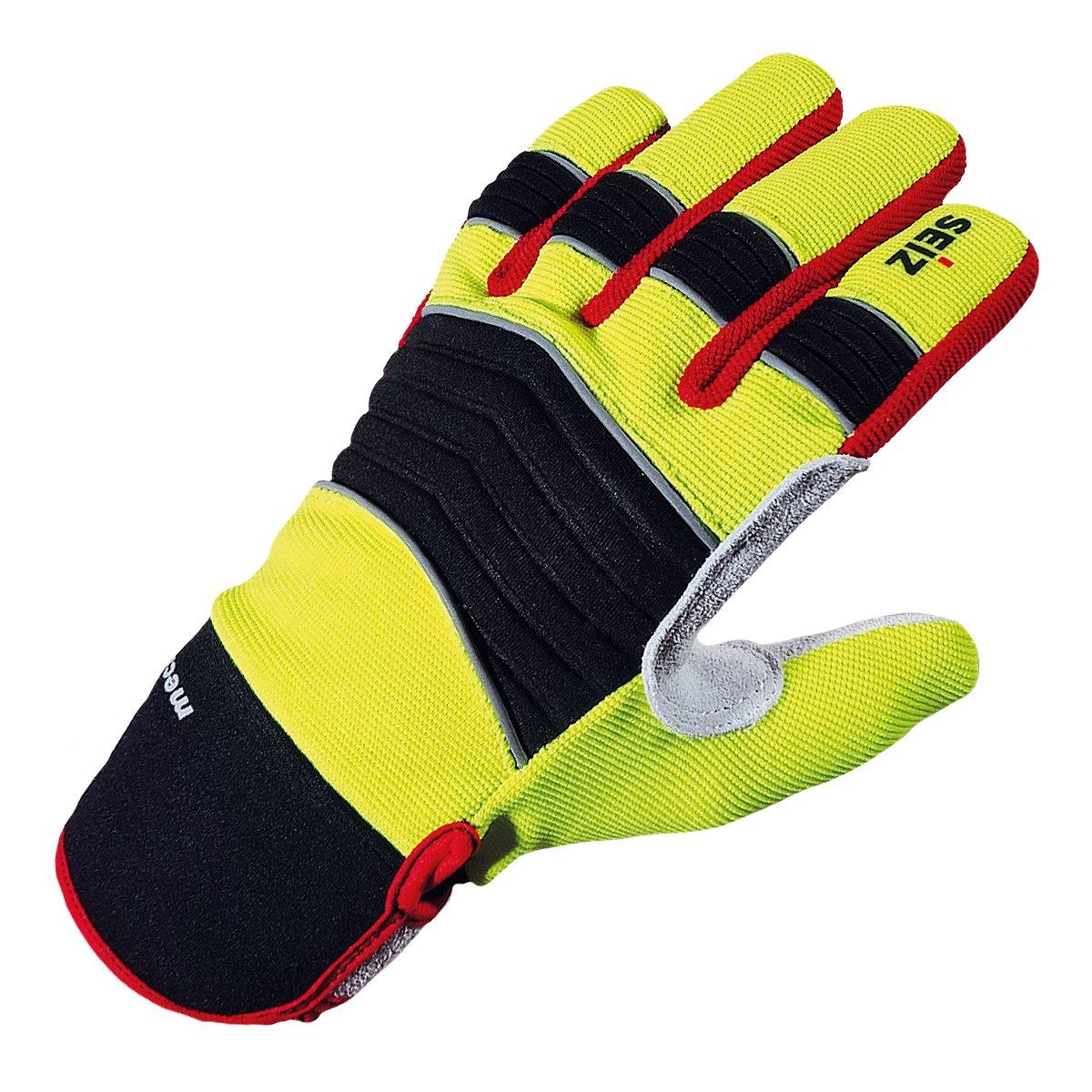 SEIZ Mechanic 800185 Universeller Handschuh fü r Rettungskrä fte, Gr. 6 800185 #06
