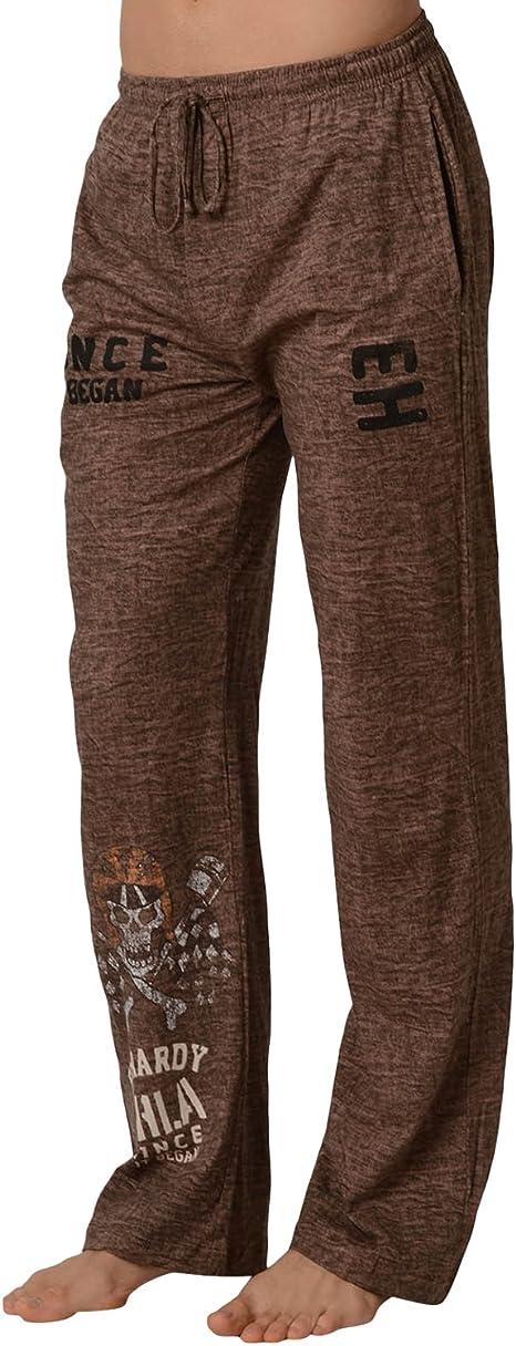 Ed Hardy Mens Cotton Knit Sleep Pajama Lounge Pants