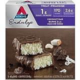 Atkins Endulge Bars, Chocolate Coconut, 5 Count