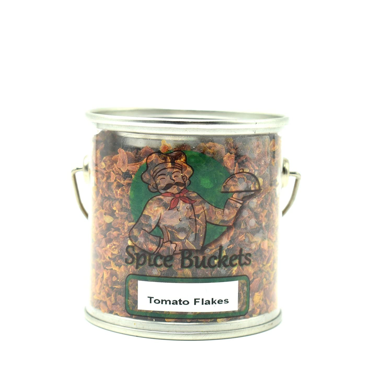 Tomato Flakes 52g in Spice Rack Bucket FREE UK Post