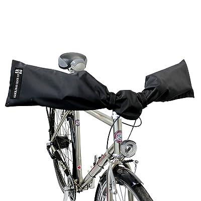 Étui pour Bike guidon, vélo de NC électronique 17Connect/Cover 2.0/de fixation guidon Protection, hotte, protection de transport pour, ebike Guidon de vélo/étanche/Taille Unique/Nylon