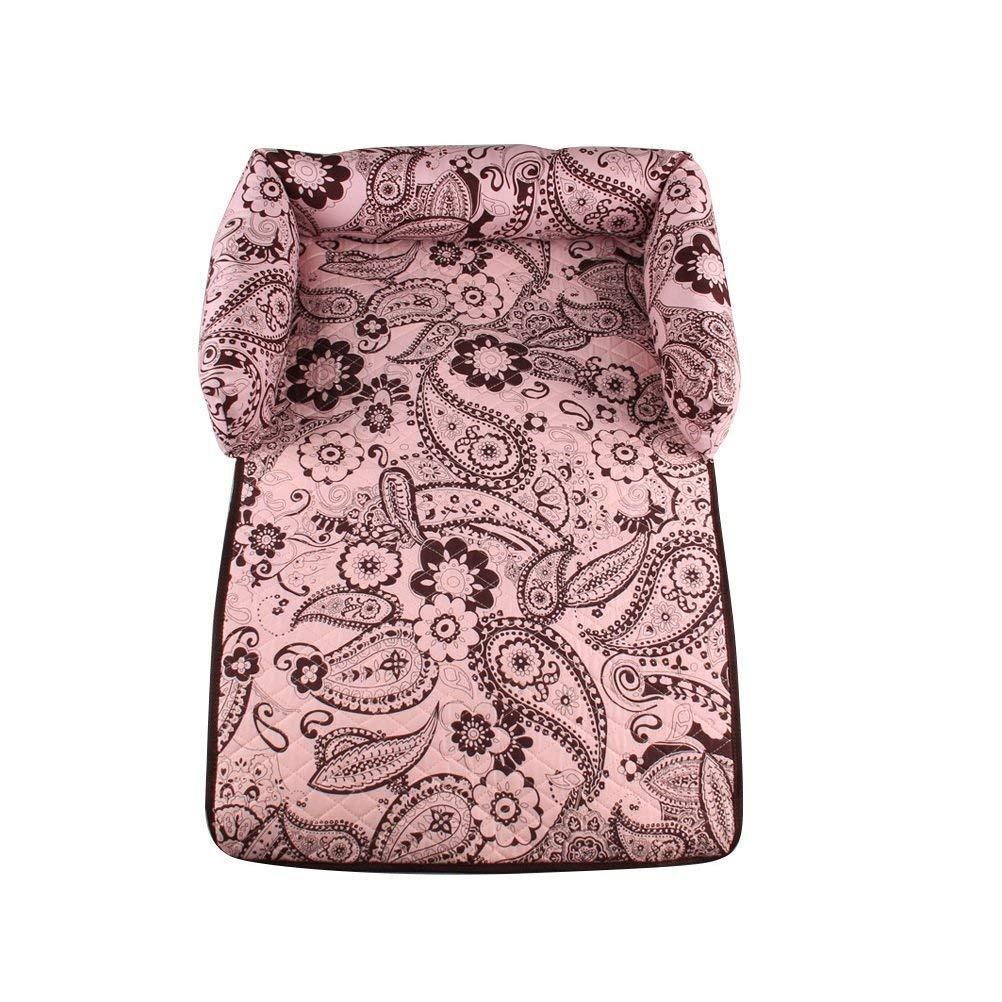 856010cm LLYU Pet Dog pad pet Sofa Predector Dog Booster seat (Size   85  60  10cm)