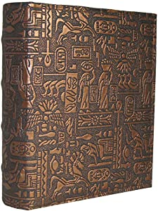 Yepmax Vintage 5R Pocket Photo Albums for 7 X 5 Inches Prints Ancient Egypt
