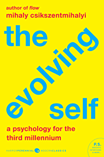 Flow the psychology of optimal experience harper perennial modern the evolving self psychology for the third millennium a harper perennial modern classics fandeluxe Images