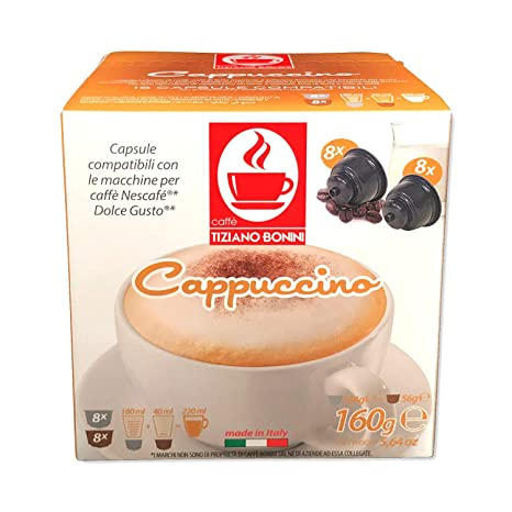 96 Dolce Gusto Capsules compatible Nescafe (variety pack/discovery kit): Amazon.com: Grocery & Gourmet Food