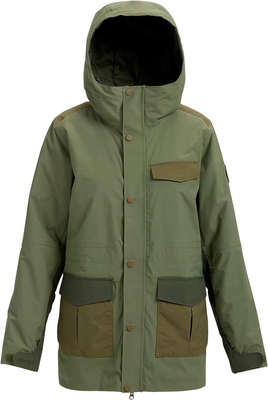 Amazon Com Burton Runestone Snowboard Jacket Womens Clothing