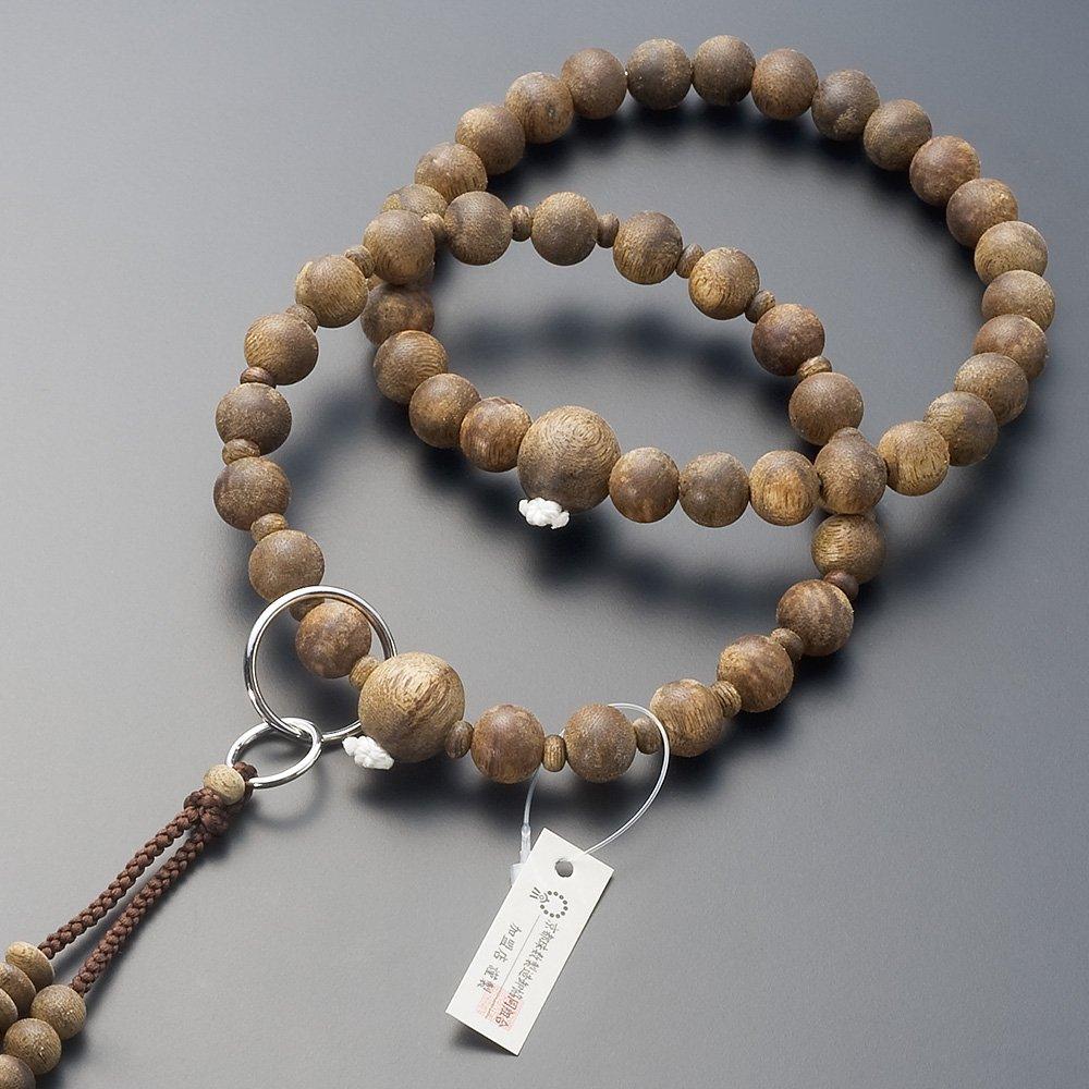滝田商店ブランド 数珠 浄土宗 本式数珠(男性用)沈香