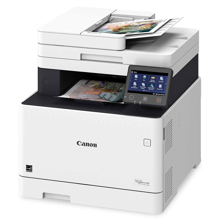 Amazon.com: Canon Color imageCLASS MF741Cdw - Multifunción ...