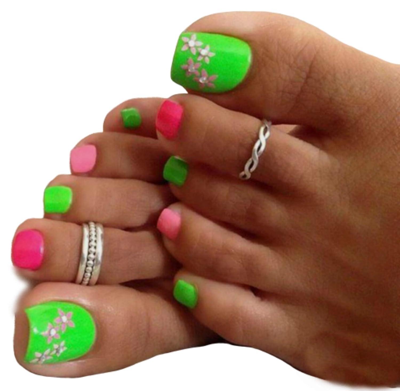 Toe Ring Toe Rings for Women Sterling Silver 2 Rings Toe Rings Adjustable