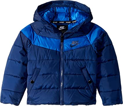 Amazon.com  Nike Kids Baby Boy s Sportswear Filled Jacket (Toddler ... ca0645852