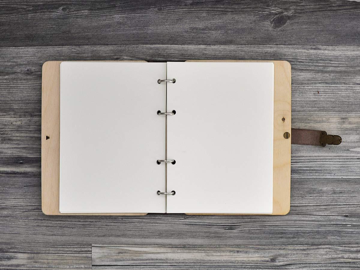 family recipe journal custom recipe book binder cooking journal