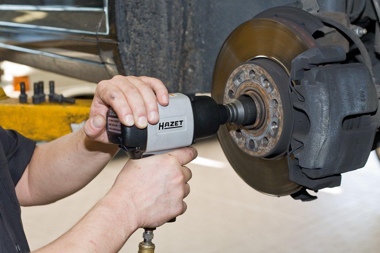 Hazet 900SZ-15 Douille /à chocs//carr/é creux 12,5 mm//profil traction /à 12 pans ext/érieurs Taille 15 longueur/ 38 mm