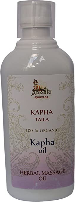 Kapha traditionellen Öl (500 ml), Massage-Öl auf Basis von Kräutern ...
