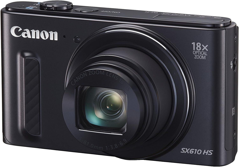 Canon PowerShot SX610 HS 20.2MP 1/2.3