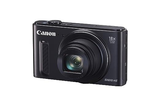 Canon Powershot SX610 HS 18 Multiplier_x