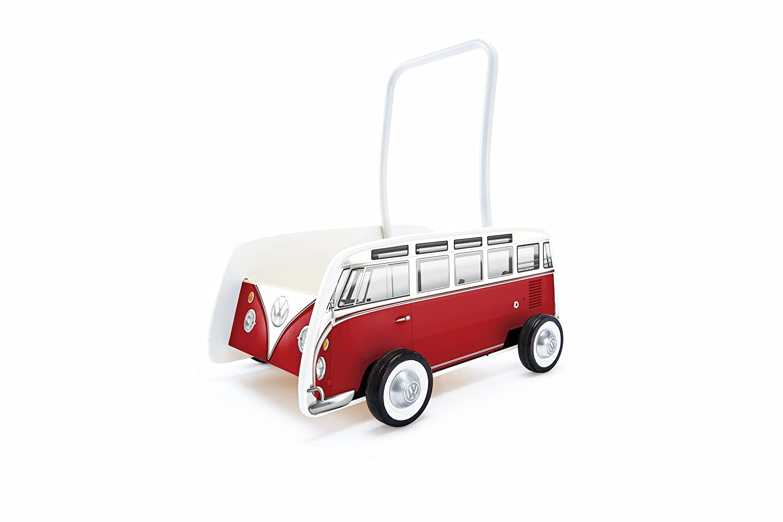 Hape Classical Bus T1 Walker Red