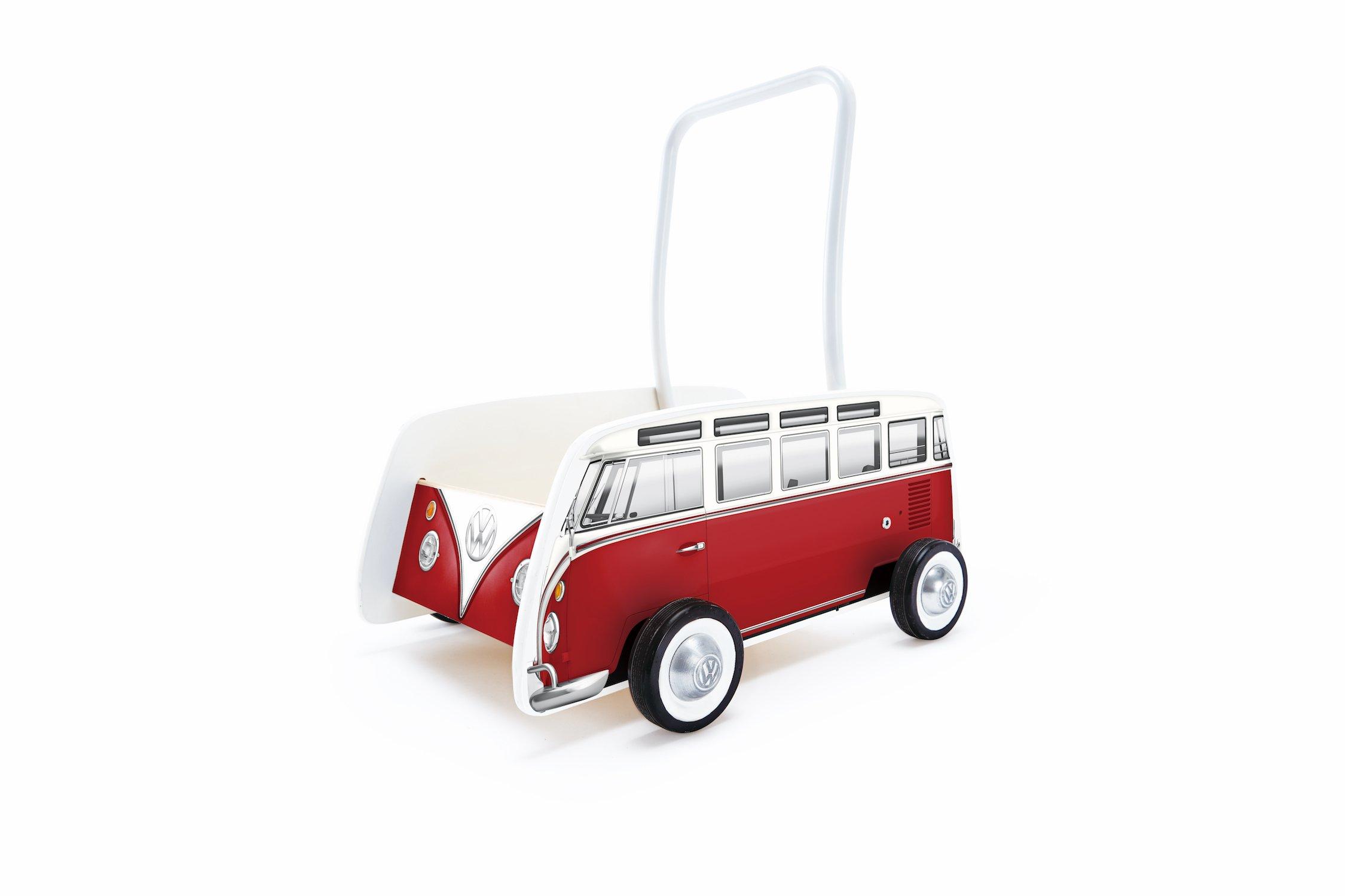 Hape Classical Bus T1 Walker (Red)