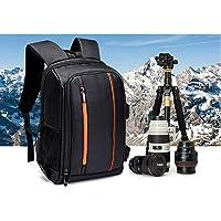 Vivider (TM) Flexible Partition Camera Padded Backpack Bag Shockproof Insert Protection for SLR DSLR Mirrorless Cameras…