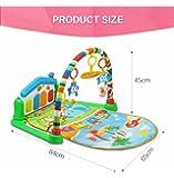 Magicwand Kick & Play Multi-function Piano Baby Gym & Fitness Rack (Medium)