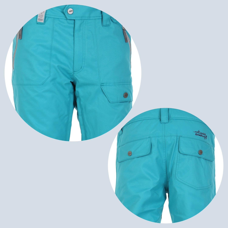 Adjustable Waist Rubber Band Slim fit YOBS Bunker P Mens Snowboarding Pants Snow Skirt Air Ventilator Seam Sealing