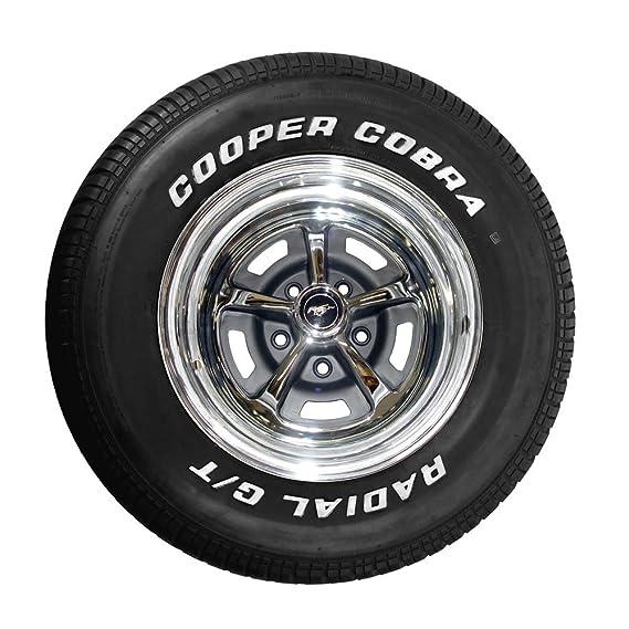 Amazoncom Cooper Cobra Gt All Season Tire 25570r15 108t Cooper