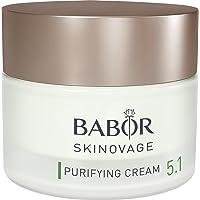 Babor Skinovage Purifying Cream, Zuiverende En Verzorgende Crème Voor De Vette, Onzuivere Huid, Poriënverfijnend, 50 ml